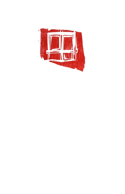 La ventana roja
